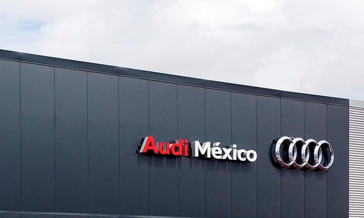 Audi reanudará producción el 22 de junio