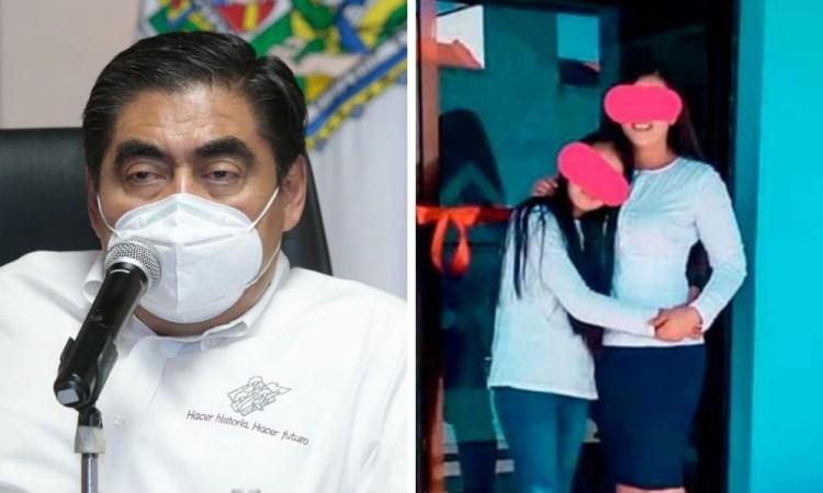 Presunto feminicida de Acajete era cercano a las víctimas: Barbosa