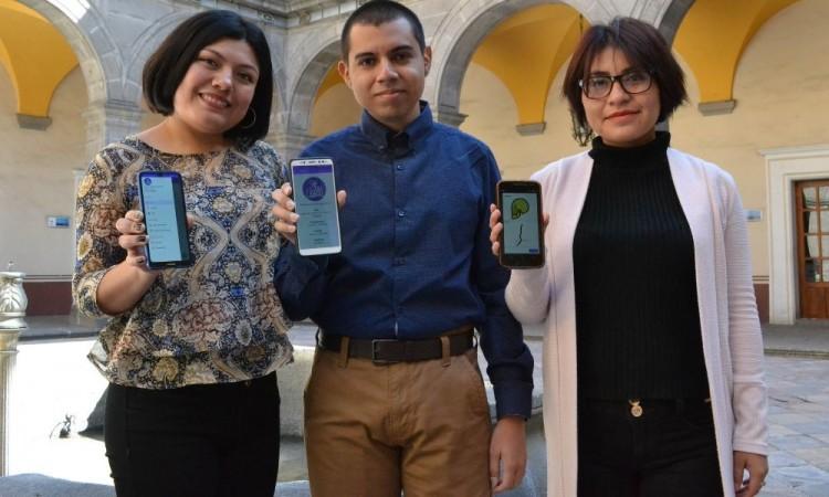 Estudiantes de la BUAP desarrollan app forense