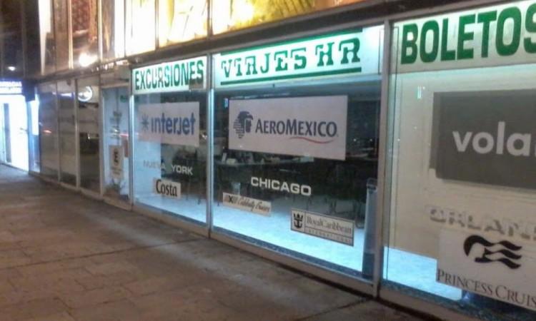 Cambia sede agencia Viajes HR en avenida Juárez