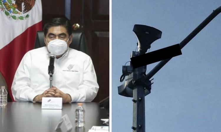 Admite Barbosa que está frenado el proyecto de alarmas sísmicas en municipios