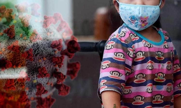 Mueren dos niñas poblanas por Coronavirus