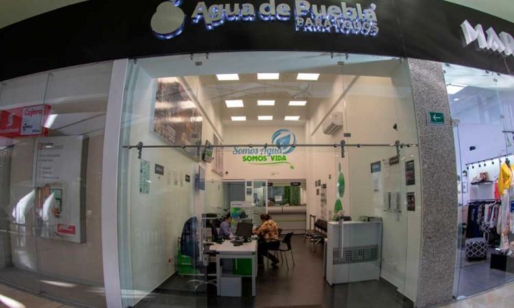 Agua de Puebla ofrece saldar deuda con 50% de descuento