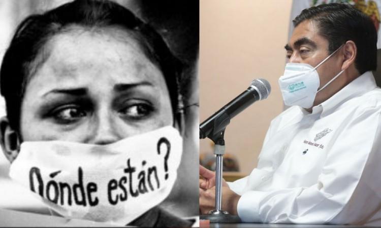Barbosa celebra resolución sobre declaración de  desaparición de mujeres