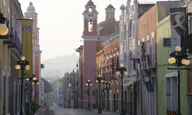 Fotorreportaje: 107 días de pandemia en Puebla