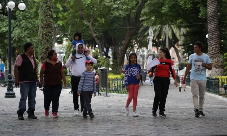 Puebla sigue entre los estados con peores pronósticos por Covid-19