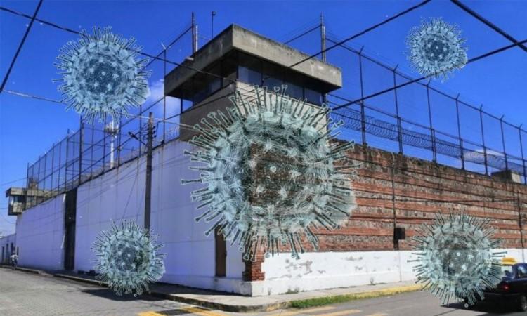 Puebla, primer lugar de contagios por Covid en cárceles en el país