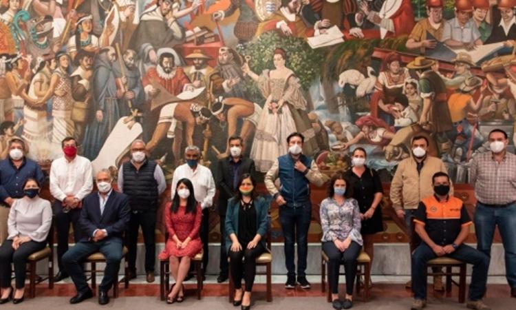 Logran acuerdos ayuntamiento de Puebla y empresarios