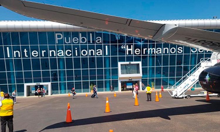 Afecta Covid movilidad en aeropuerto de Huejotzingo