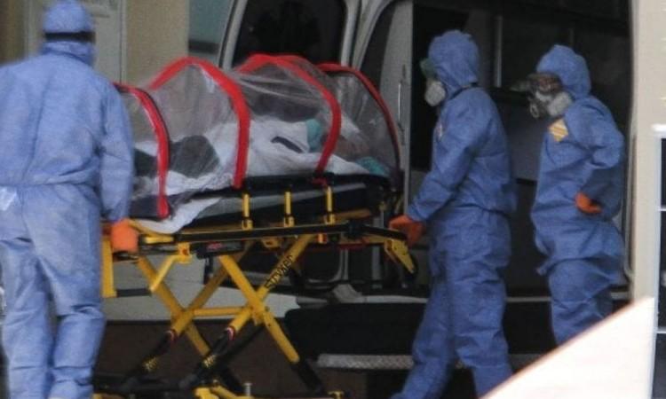 Un paciente grave con Covid19 fallece en 6 días: Salud