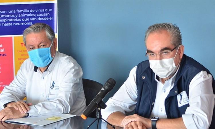 Acumula Puebla 282 nuevos contagios y mil 700 defunciones por Covid