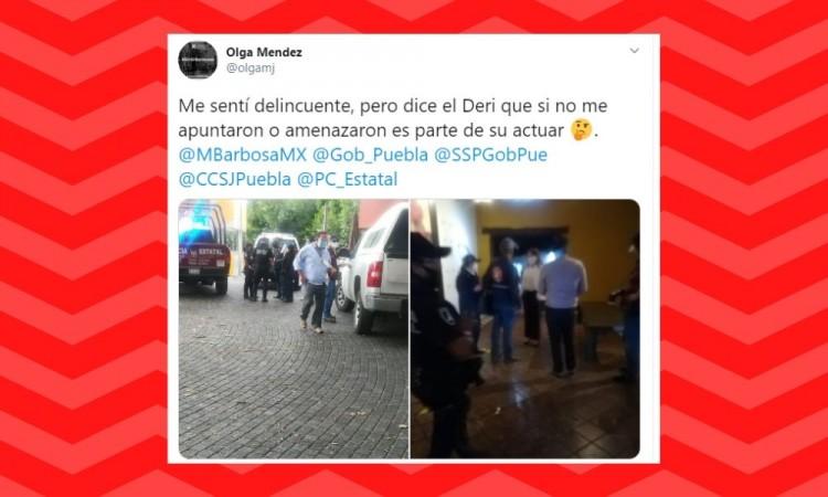 Dueña de restaurante acusa intimidación por clausuras; Barbosa dice que se equivoca