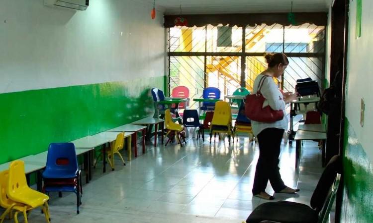 Reanudarán actividades 37 guarderías del IMSS en Puebla