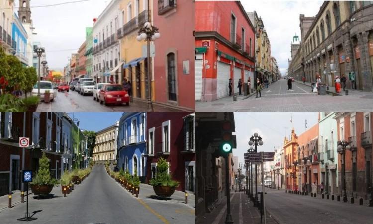 Valoran apertura de calles del Centro Histórico para la siguiente semana