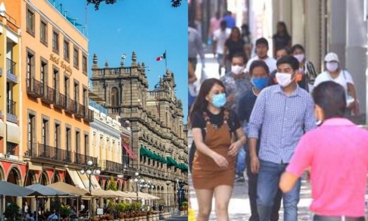 Condicionan apertura parcial del Centro Histórico en Puebla
