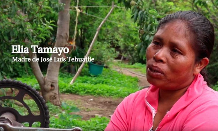 Elia Tamayo pide que caso Chalchihuapan no quede en el discurso de Barbosa