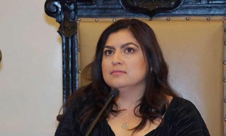Pide Claudia Rivera estar a la altura para superar la pandemia