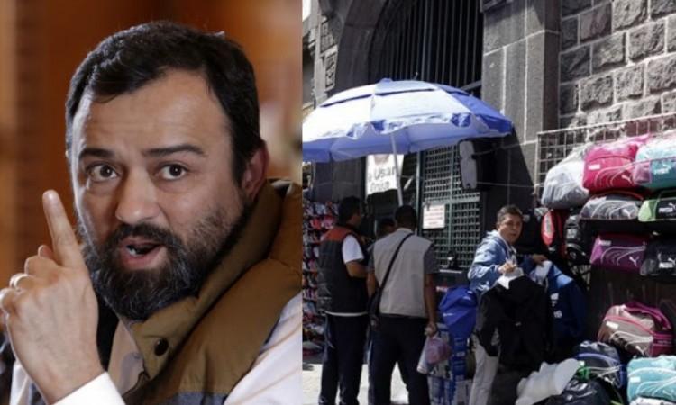Presentan 58 denuncias contra líderes ambulantes