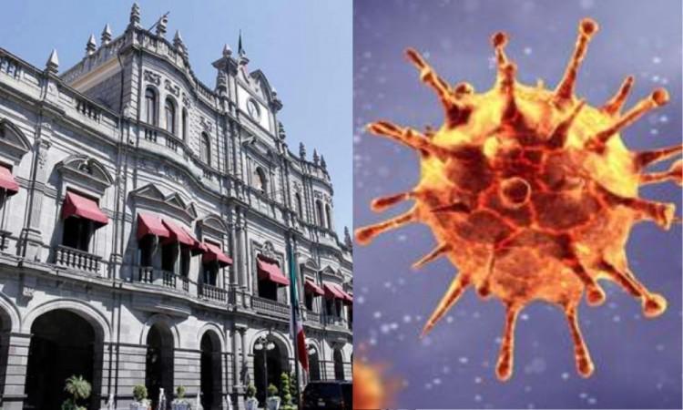 Aumenta la cifra ya son 60 los contagios por Covid-19 en el Ayuntamiento de Puebla