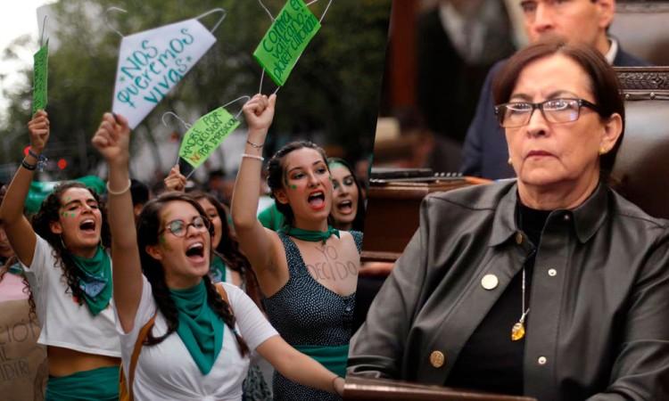 Debate del aborto gratuito vuelve al Congreso de Puebla
