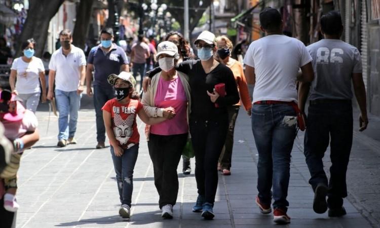 Puebla se encuentra el octavo lugar de ocupación hospitalaria general.