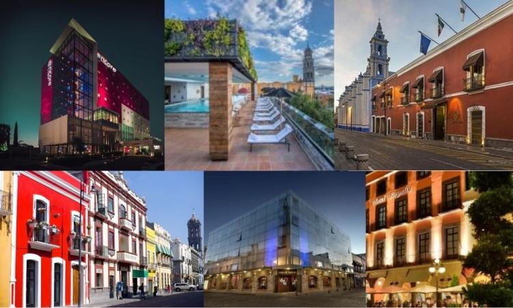 Lamentable hoteles de Puebla con apenas 5