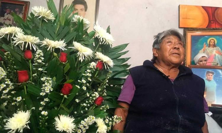Mi hijo casi termina en la fosa común: madre de migrante fallecido por Covid-19