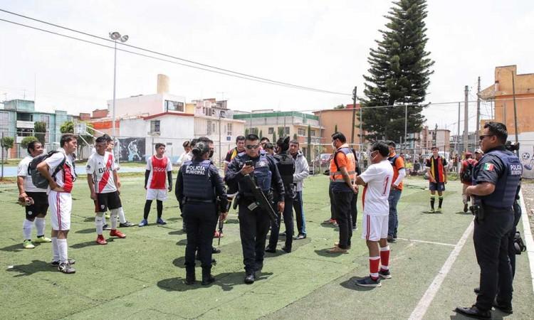 Por cerrar canchas, Ayuntamiento de Puebla dejó de recibir 2.5 millones