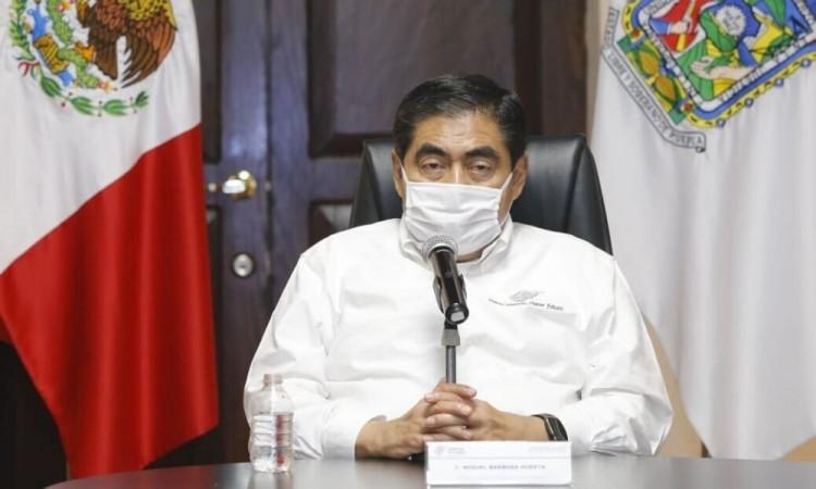 Empresarios están manipulados por Coparmex, reclama Barbosa