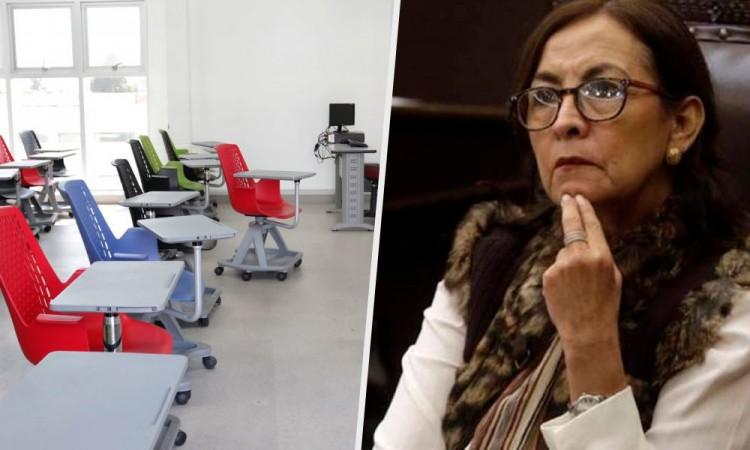 """García Olmedo envía iniciativa para """"corregir"""" Ley de Educación de Barbosa"""