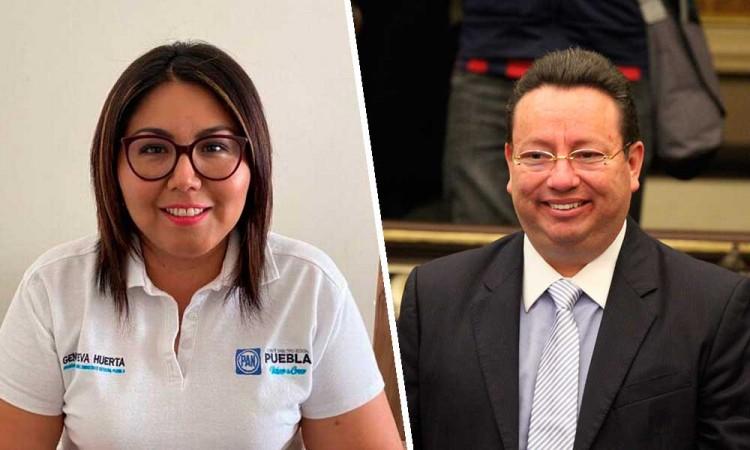 Acepta Genoveva Huerta que tramita amparo contra detención, niega que sea por vínculos con Eukid Castañón