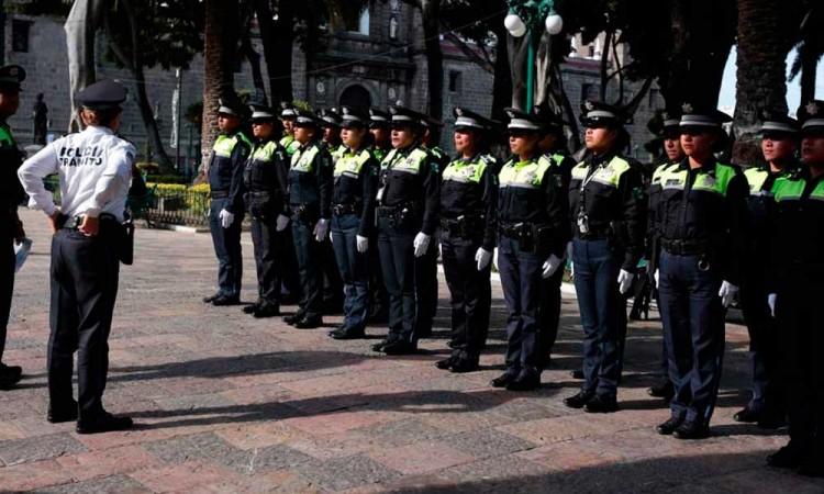 Por Covid-19, Tribunal frena controversia por control de Seguridad en Puebla capital