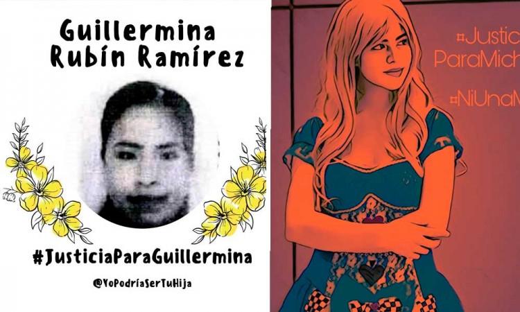 CNDH alerta a Puebla por feminicidios tras casos de Michelle y Guillermina