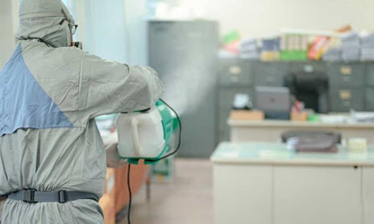 Congreso pide al estado que sanitice espacios de trabajo públicos y privados