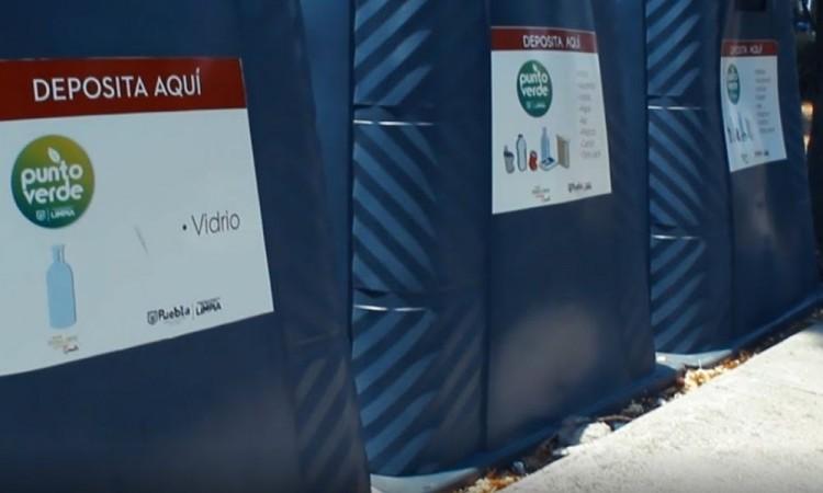 Promueven reciclaje de materiales con programa de Puntos Verdes