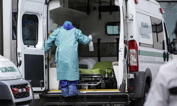 Hospitales de Puebla atienden pacientes Covid de Chiapas, Veracruz y Tlaxcala
