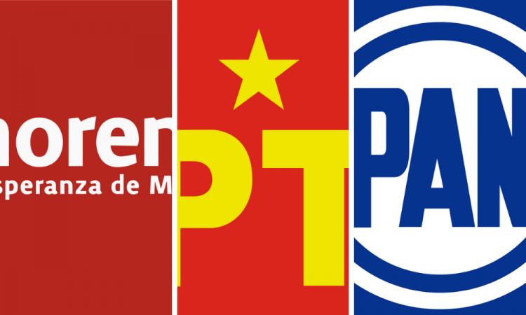 Multan a Morena, PT y PAN con 18 mdp por anomalías en operación de gastos