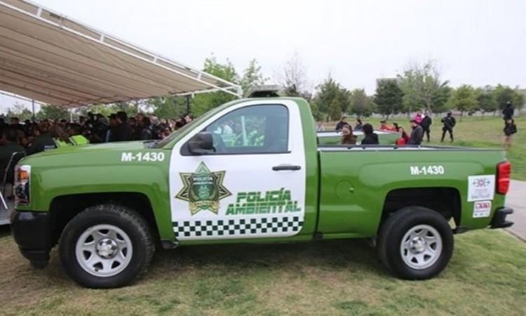 Saltillo cuenta con Policía Ambiental.