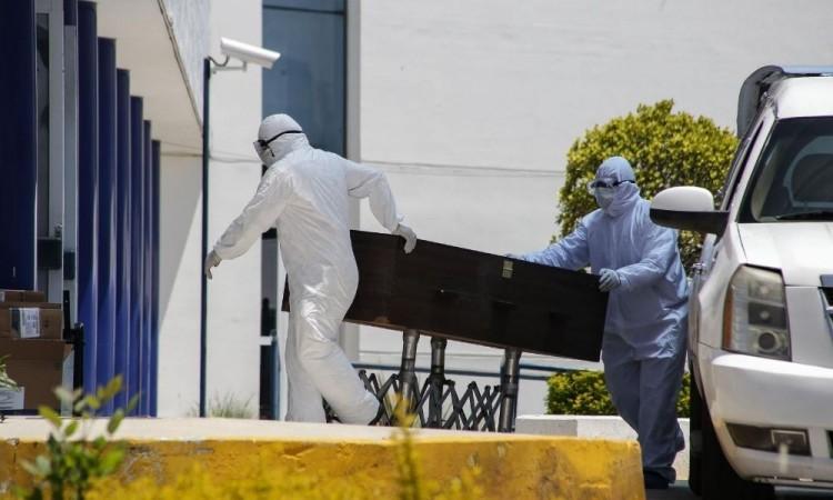 Se desconoce si 164 personas murieron por Covid-19 en Puebla