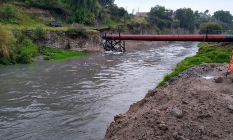 """Incrementan monitoreo en Puebla ante fuertes lluvias ocasionadas por la tormenta tropical """"Hanna"""""""