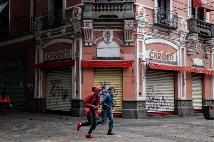 Alistan segunda entrega de apoyo a pequeños comercios en Puebla para el 15 de agosto