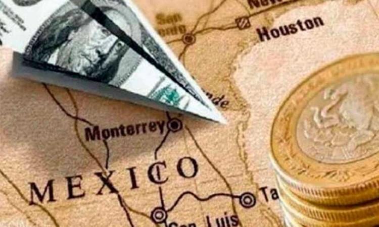 Caen ligeramente las remesas en Puebla