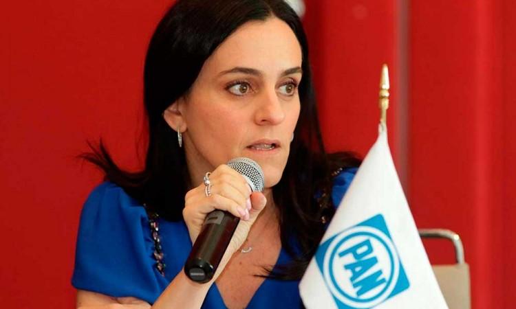 La diputada Mónica Rodríguez quiere la alcaldía de Puebla para el 2021