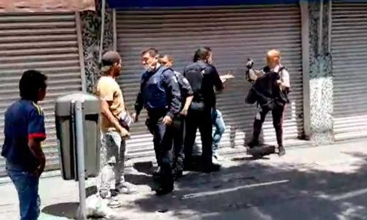 Ayuntamiento no cederá ante agresiones de ambulantes, sentencia Iván Camacho
