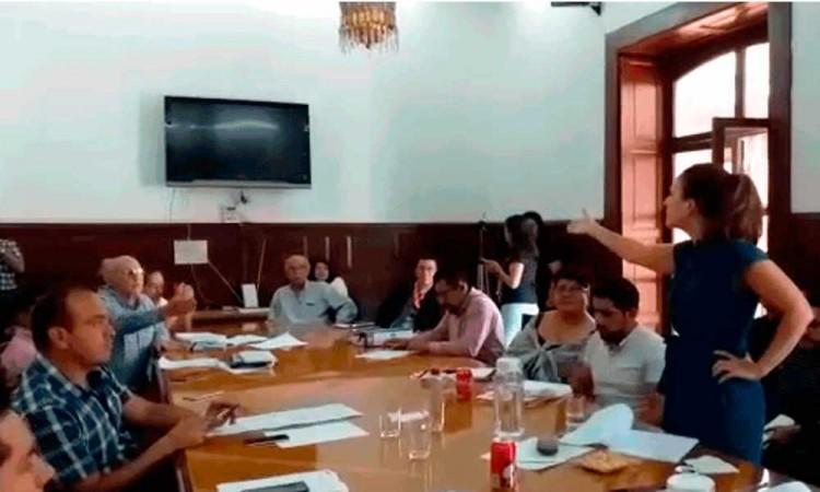 Castillo Montemayor no violentó a regidora Augusta Díaz, determina el TEEP
