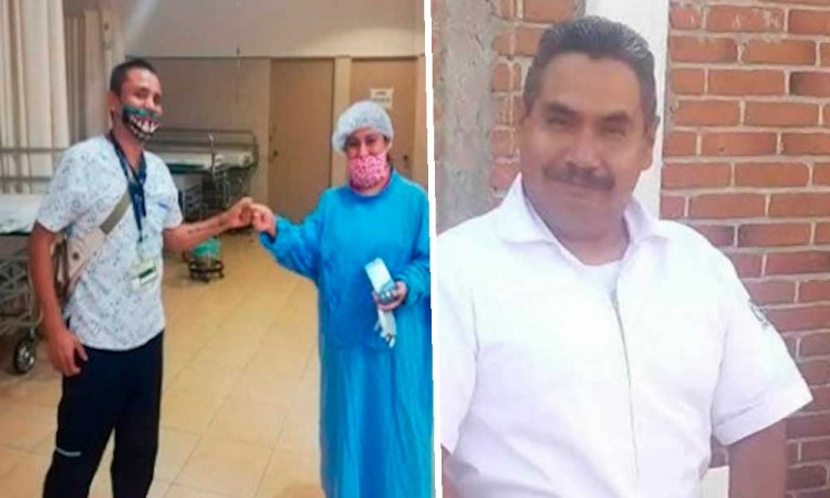 Hasta 85 médicos y enfermeras han fallecido en Puebla por Covid-19