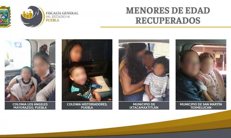 Madres recuperan a sus hijos tras casos de violencia familiar