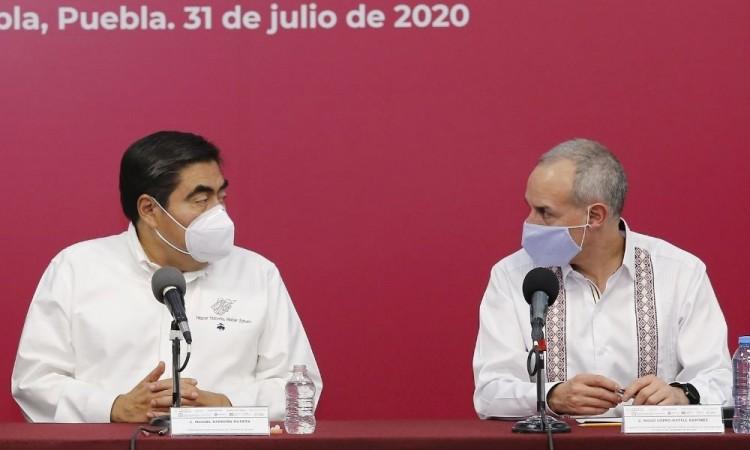 No es momento de confrontar el régimen, dice Barbosa al defender a López-Gattel