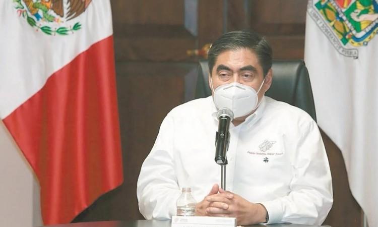 Confirma Barbosa este 7 de agosto reapertura paulatina de negocios en Puebla
