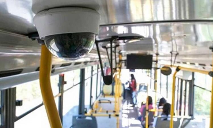 Fracasan cámaras de seguridad en transporte público; no se conectan al C5